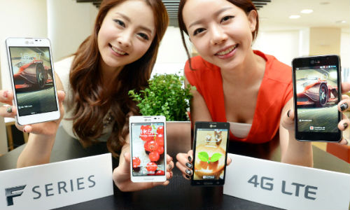 LG LTE Enabled Optimus F5, F7 Launched: Top 3 Features of Smartphones