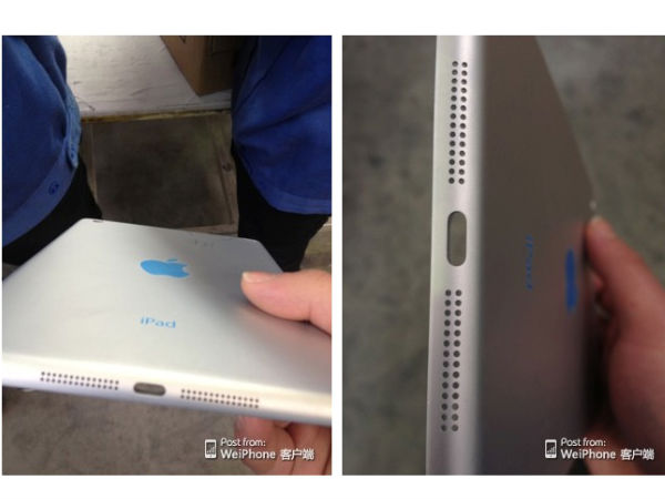 iPad Mini 2 Pictures Leak