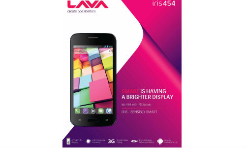 Lava Iris 454 and Iris 502: Dual SIM Smartphone and Phablet Launched