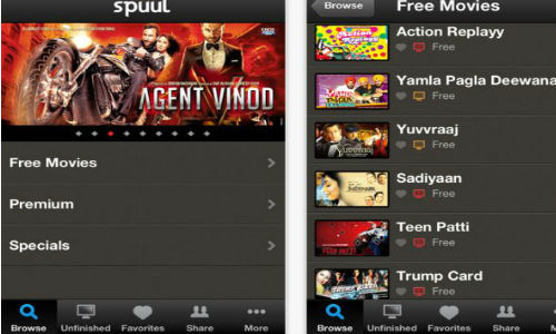 Spuul Launches Bollywood Streaming Video Service for Android