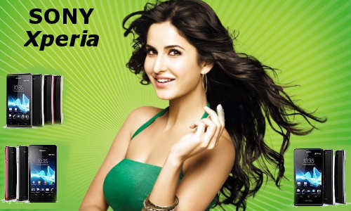 Sony India: Katrina Kaif Becomes Brand Ambassador of Xperia Smartphone