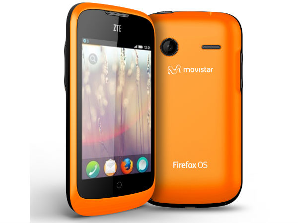 Mozilla Firefox OS - ZTE Open and Alcatel One Touch Fire
