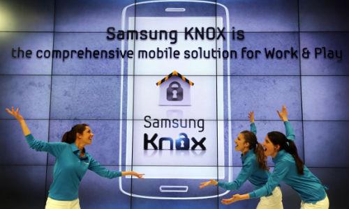 MWC 2013: Samsung Announces Knox Secure Enterprise Solution