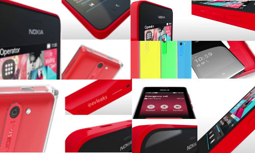 Nokia Asha Image Leaks: Upcoming Handset to Come with Lumia Like UI