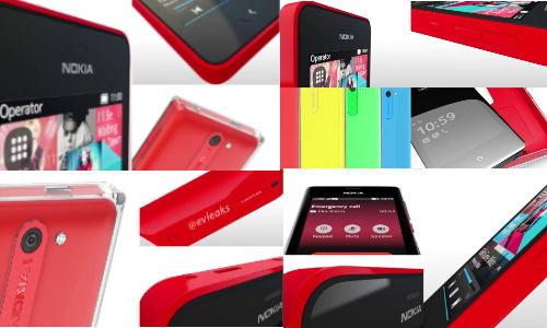 Nokia Asha Image Leaks: Upcoming Handset to Come with Lumia Like UI