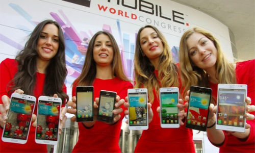 LG At MWC 2013: Optimus G, Vu Along with LII and F Series Unleashed