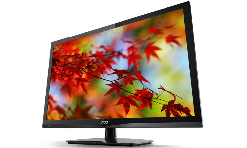 LE19A1331/61: AOC India Unveils 19 inch LED TV at Rs 9990