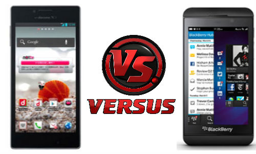 LG Optimus G vs BlackBerry Z10: Android & BlackBerry Newbies Fight