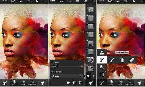 Adobe Introduces Photoshop Touch For Android, iOS Handsets at Rs 270