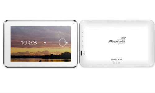 Salora Pro Tablets Hit The Market at Rs 4,999 onwards