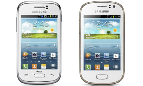 Samsung Galaxy Young & Fame Announced With Android 4.1 Jelly Bean OS