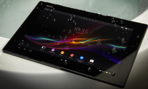 Sony Xperia Z: Slimmest Android Jelly Bean Tablet Launching Globally