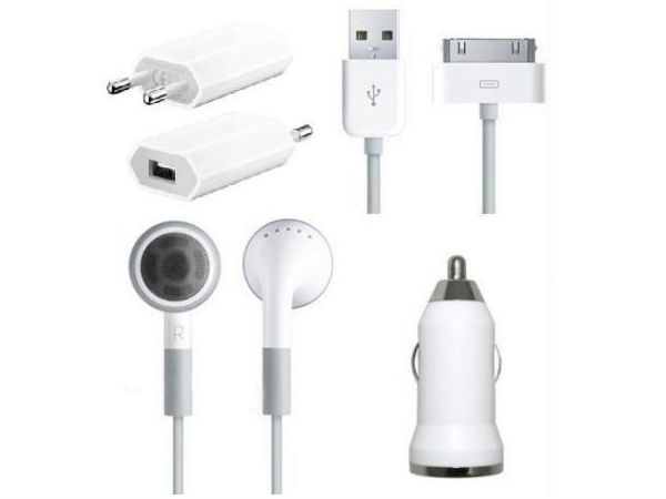 4 In 1 Accessories For I Phone 5