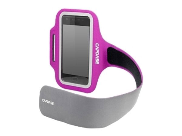 Capdase AB00P126A-1204 Sport Armband Case for iPhone 5: