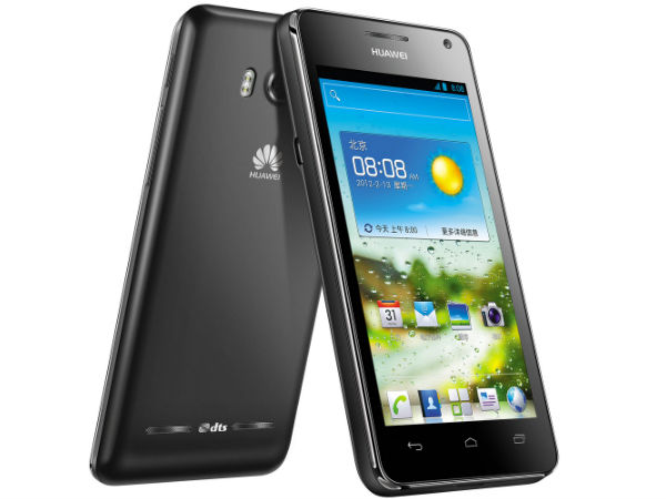 Huawei Ascend G600: