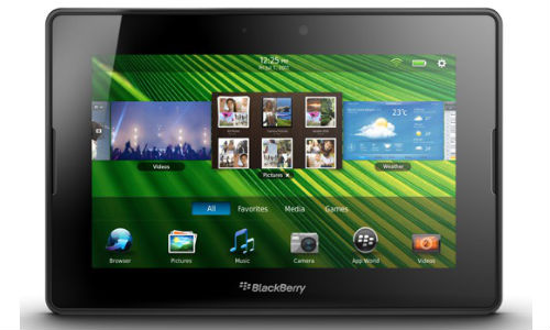BlackBerry 10: PlayBook 2 Coming in 2013 [REPORT]