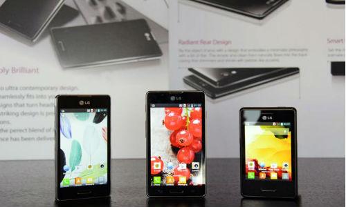 LG To Release Optimus L3 2, L7 2 Smartphones In India In April
