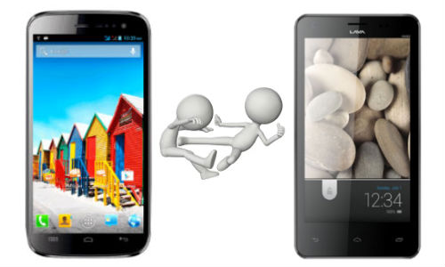 Micromax Canvas HD vs Lava Iris 502: Phablet Shootout Gets Fiercer