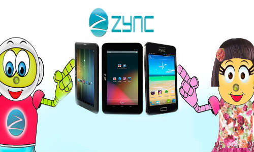 Zync to Launch 8 Inch, 10.1 Inch Quad Core Tablets This Month