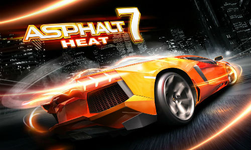 Asphalt 7: Heat Now Available For Windows Phone 8