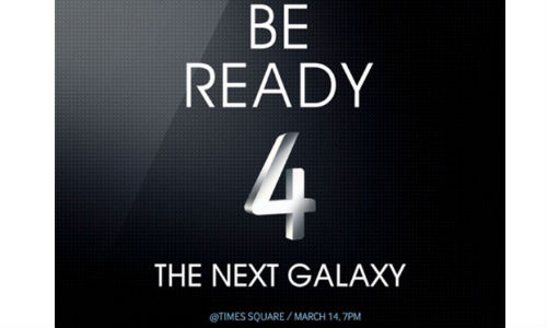 Galaxy S4: Black, White Color Options Along With 64GB Storage Variant