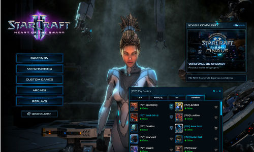 Starcraft 2: Heart Of The Swarm to Launch On March 12 [REPORT]