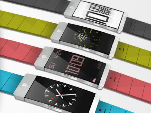 iWatch Candy Colors