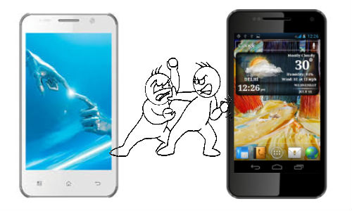 Lava Iris 430 vs Micromax Superfone A90S Pixel: Which Should You Buy?