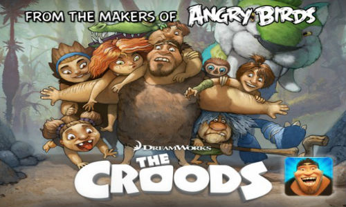 The Croods: Rovio, DreamWorks Partner to Launch Latest Game