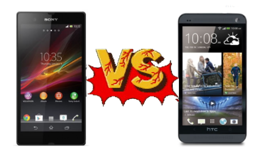 Sony Xperia Z vs HTC One: Who Will Win Battle of Best 1080p Handset?