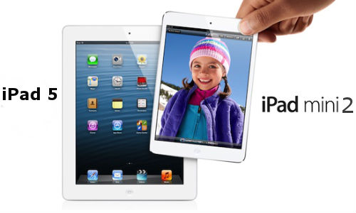 iPad Mini 2, iPad 5: Apple to Extend Tablet Family in April 2013