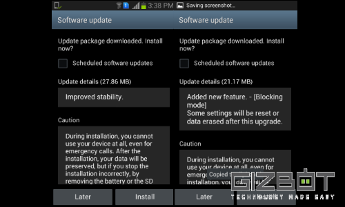 Galaxy Grand Duos: Jelly Bean Phablet Receives Software Updates