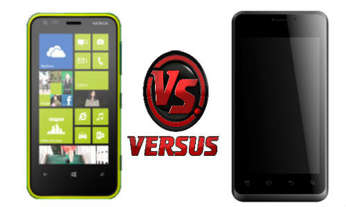 Nokia Lumia 620 vs Karbonn Retina A27: Which Is Your Choice?