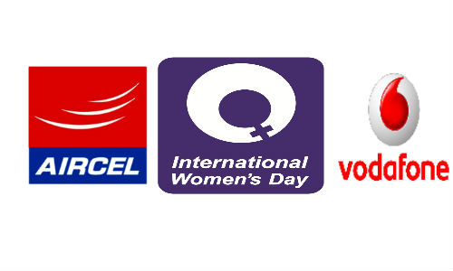 This Women's Day,  Aircel and Vodafone Offering Special Plans