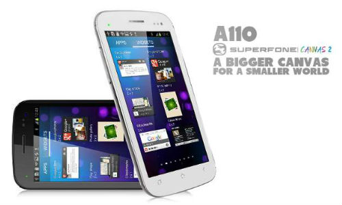 Android 4.1 Jelly Bean: Micromax A110 Canvas 2 Gets Updated