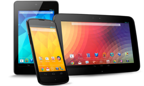 Google Nexus 4, Nexus 7 And Nexus 10 India Launch Could ...
