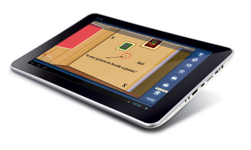 iBall Edu Slide Tablet Launched With Android 4.1 Jelly Bean at Rs 13K