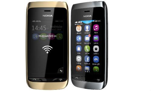 Nokia Asha 310 Hits India at Rs 5601