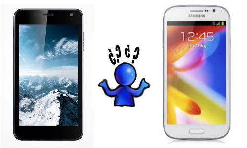 Gionee Dream D1 vs Samsung Galaxy Grand: Jelly Bean Handset Fight