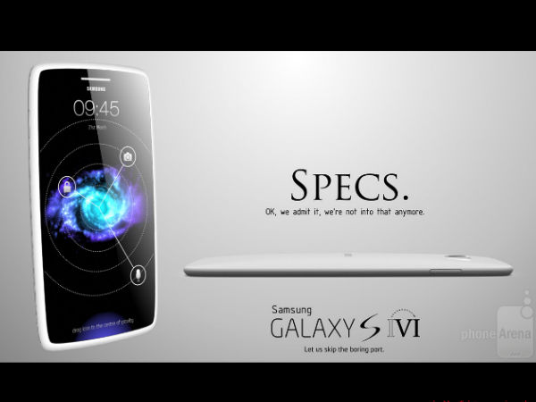 Samsung Galaxy S4 Concept Images