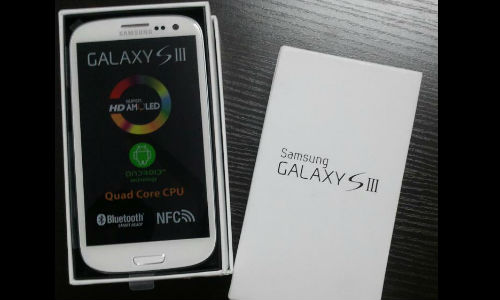 Samsung Galaxy S3: Revamped Variant With Better Display and Battery