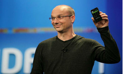Google: Andy Rubin Steps Down As Head of Android