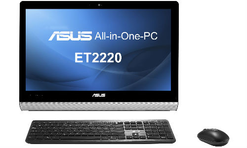 Asus India Throngs Two All-in-One PCs With Optional Touch Screen