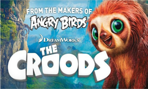 The Croods: Rovio Launches Free Game App for iOS and Android [VIDEO]