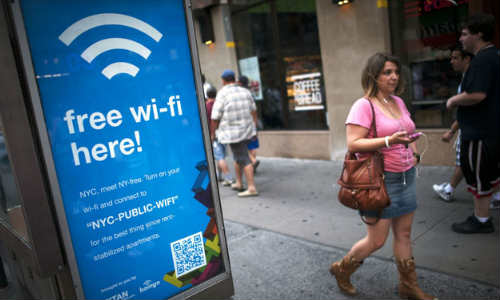 Bangalore M.G. Road, Brigade Road to Get Free Public Wi-Fi From April
