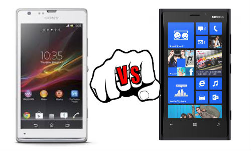 Sony Xperia SP vs Nokia Lumia 920: Which One Is Your Choice?
