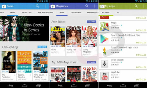 Google Play Update Plans Leaked: App Store Getting Major UI Tweak Soon