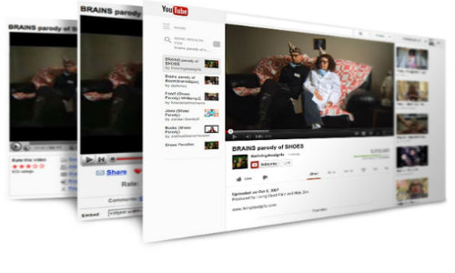 YouTube Marks One Billion Visitors a Month After Eight Long Years