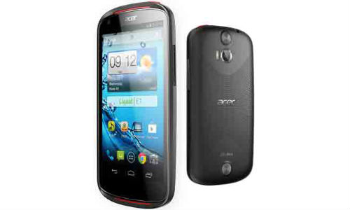 Acer Liquid E1, Z2: Two Jeweled Android Handsets Set for Release
