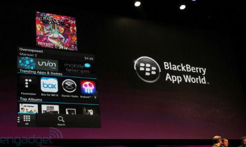 BlackBerry World App Catalog Boasts 100000 BB10 Applications